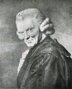 Dr Robert Glynn. An engraving of a drawing by the Rev. Thomas Kerrich