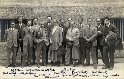 Salzburg, 1922