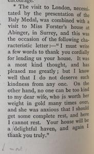 Transcript of Darwin letter
