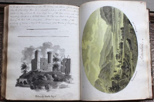 R. Dreyer, A Tour of the Lakes of Cumberland & Westmoreland (Great Yarmouth) Bicknell.82