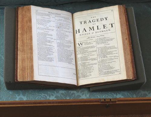 Mr. William Shakespear's Comedies, Histories, and Tragedies: Published According to the True Original Copies London: Printed for H. Herringman, E. Brewster, and R. Bentley, 1685.