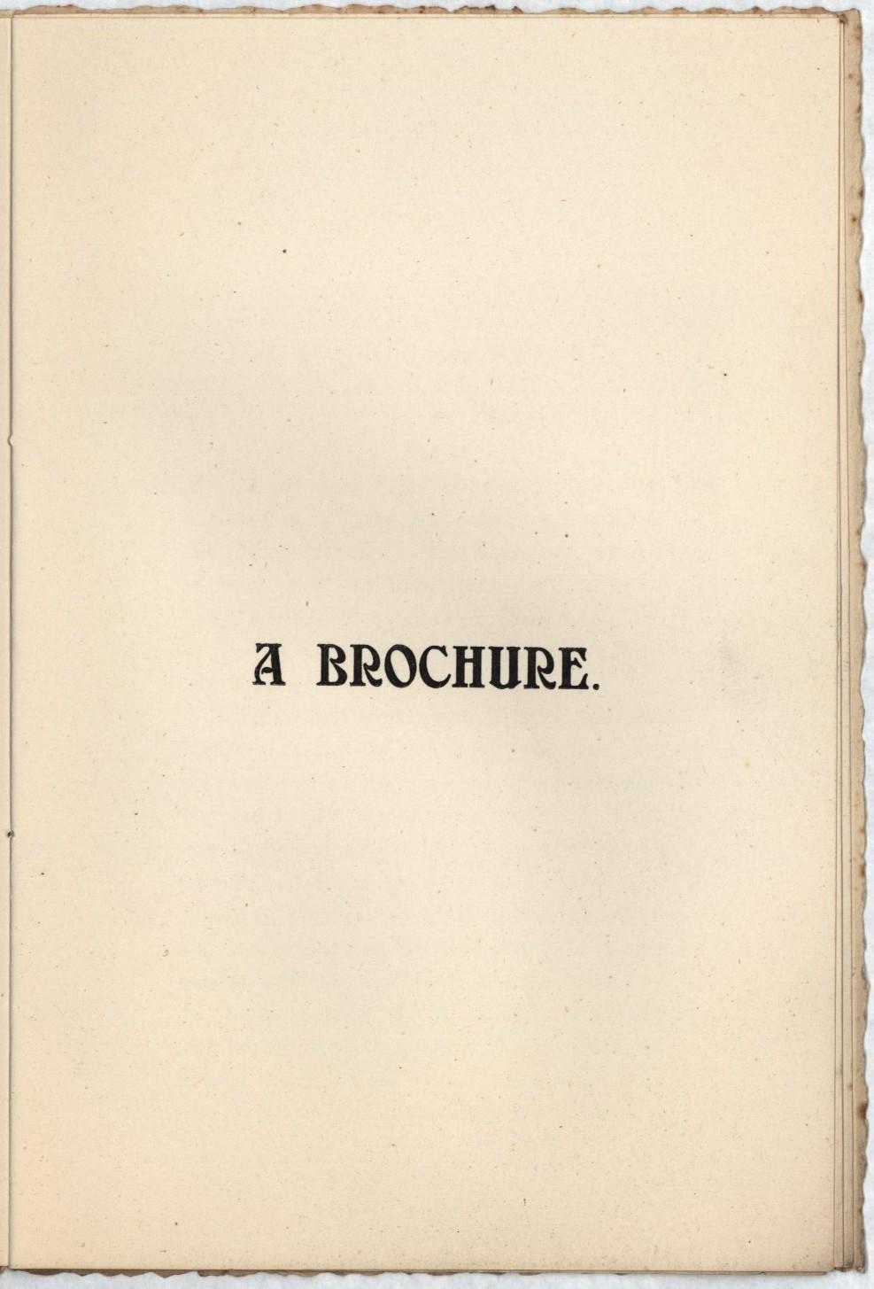 EMW-2-1-1 Brochure title page